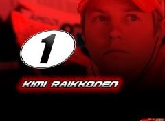 Fonds d'écran Sports - Loisirs Kimi Raikkonen #1