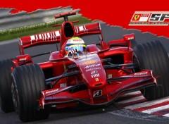 Fonds d'écran Sports - Loisirs Scuderia Ferrari F1 World Champion 2007