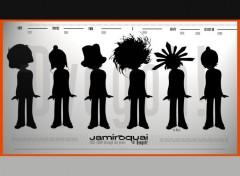 Fonds d'écran Musique Jamiroaquai = usual suspect