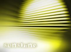 Fonds d'écran Art - Numérique sunshine