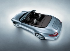 Fonds d'écran Voitures 911 Carrera Cabriolet