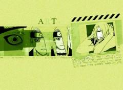 Fonds d'écran Manga Art Deidara