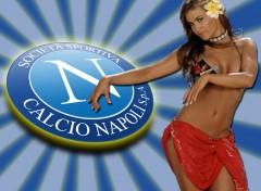 Fonds d'écran Sports - Loisirs Napoli x Sempre !