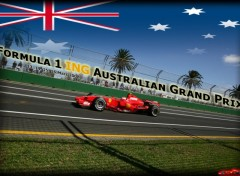 Wallpapers Sports - Leisures GP Australie 2008