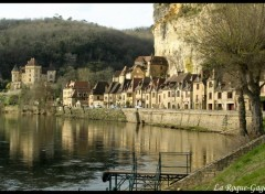 Wallpapers Constructions and architecture La Roque-Gageac
