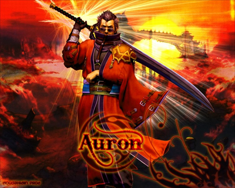 Wallpapers Video Games Final Fantasy X Auron