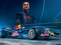 Fonds d'écran Sports - Loisirs David Coulthard 2008