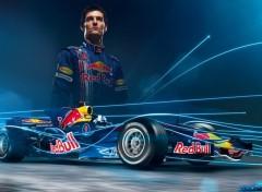 Fonds d'écran Sports - Loisirs Mark Webber 2008
