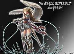 Wallpapers Fantasy and Science Fiction Angel