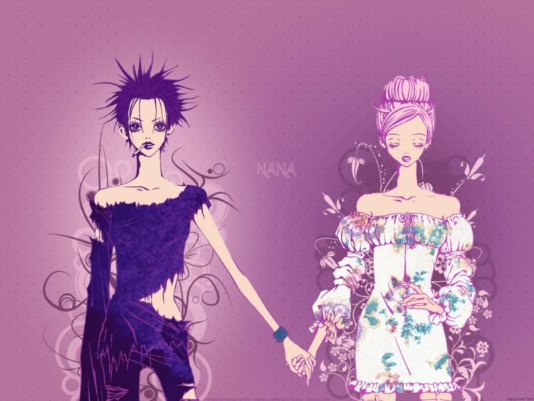 Wallpapers Manga Nana Nana Et Hachi