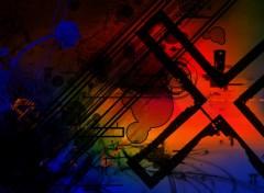 Fonds d'écran Art - Numérique Anarchie