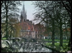 Wallpapers Trips : Europ Bruges