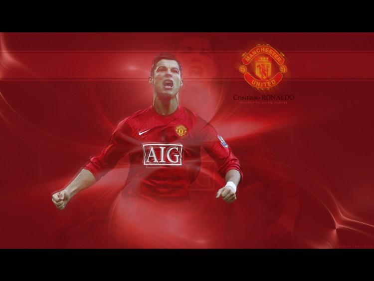 Fonds d'écran Sports - Loisirs Manchester United Cristiano Ronaldo - Manchester United