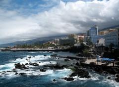 Fonds d'écran Voyages : Afrique Puerto de la Cruz