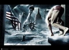 Fonds d'écran Art - Numérique NY Storm