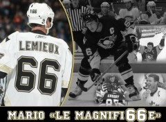 Wallpapers Sports - Leisures Mario Lemieux