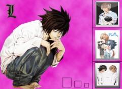 Wallpapers Manga L dess