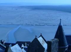 Fonds d'écran Voyages : Europe baie du mont saint michel