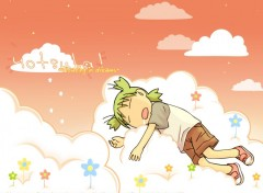 Wallpapers Manga Sleeping among the clouds
