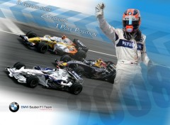 Fonds d'écran Sports - Loisirs BMW 2008