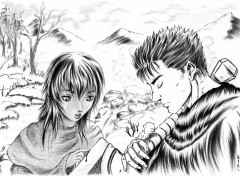 Wallpapers Art - Pencil Sleeping Berserk