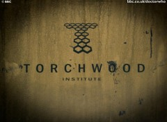 Fonds d'écran Séries TV Logo Torchwood