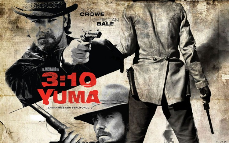 Wallpapers Movies 3:10 to Yuma 3:10 TO YUMA