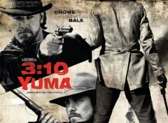 Fonds d'écran Cinéma 3:10 TO YUMA