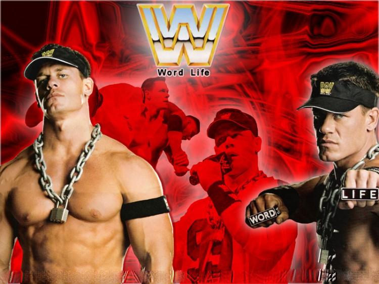 Fonds d'écran Sports - Loisirs Catch John Cena