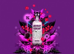 Wallpapers Objects Absolut Vodka