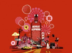 Wallpapers Objects Absolut