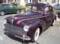 Wallpapers Cars Peugeot 203
