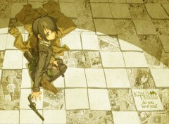 Fonds d'écran Manga Kino
