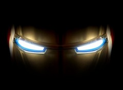 Wallpapers Movies IronMan Eyes