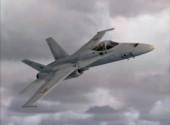 Fonds d'écran Avions FA 18