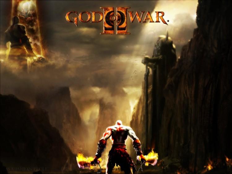 Wallpapers Video Games God of War Kratos