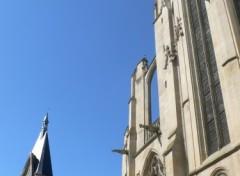 Fonds d'écran Constructions et architecture Eglise St Aspais à Melun