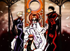 Wallpapers Manga Groupe