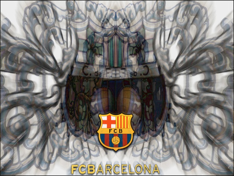 Wallpapers Sports - Leisures FC Barcelone FORCA BARCA!
