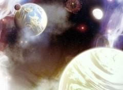 Fonds d'écran Espace Evasion