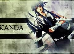 Fonds d'écran Manga kanda