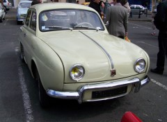 Wallpapers Cars Renault Dauphine