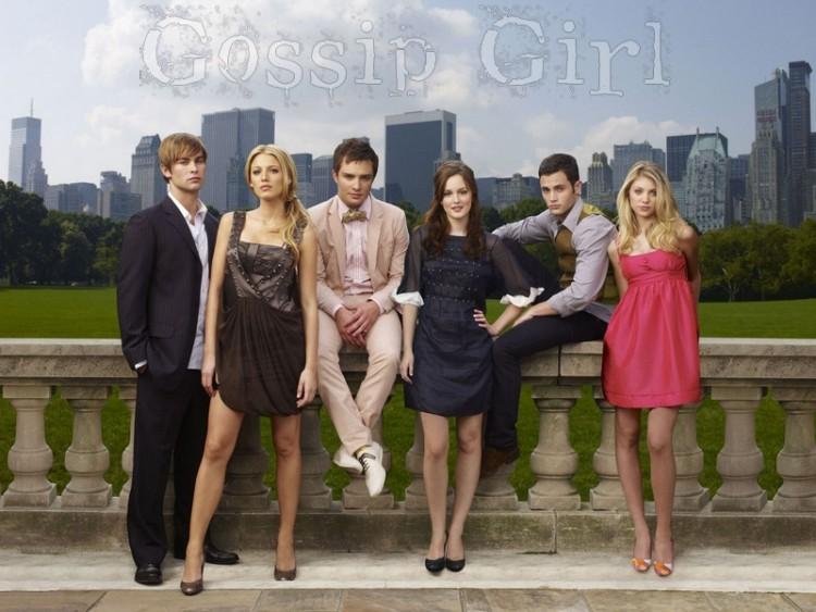 Fonds d'écran Séries TV Gossip Girl Wallpaper N°201678