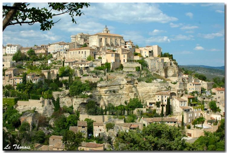Wallpapers Trips : Europ France > Provence-Alpes-Côte d'Azur Gordes