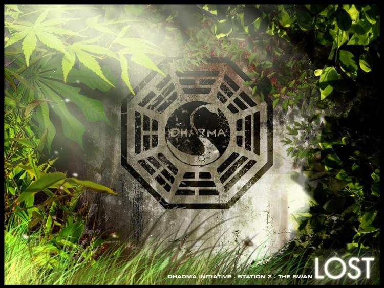 Fonds d'écran Séries TV Lost, les Disparus station 3 - the Swan