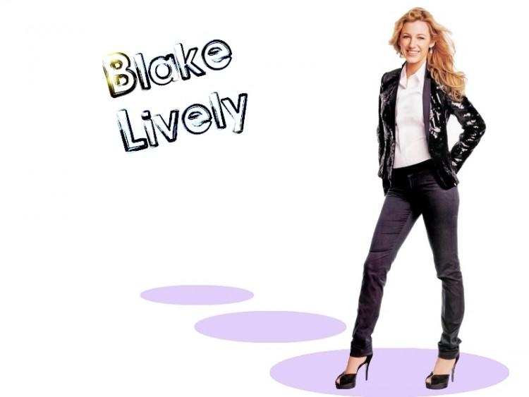 Fonds d'écran Célébrités Femme Blake Lively OTR