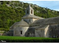 Wallpapers Trips : Europ Abbaye Notre-Dame de Sénanque