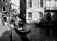 Fonds d'écran Voyages : Europe Gondole
