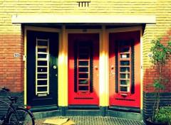 Fonds d'écran Voyages : Europe Triplettes d'Alkmaar