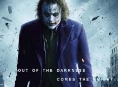 Fonds d'écran Cinéma Joker: Why so serious?